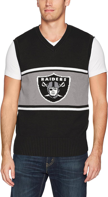 NFL Mens OTS Sweater Vest