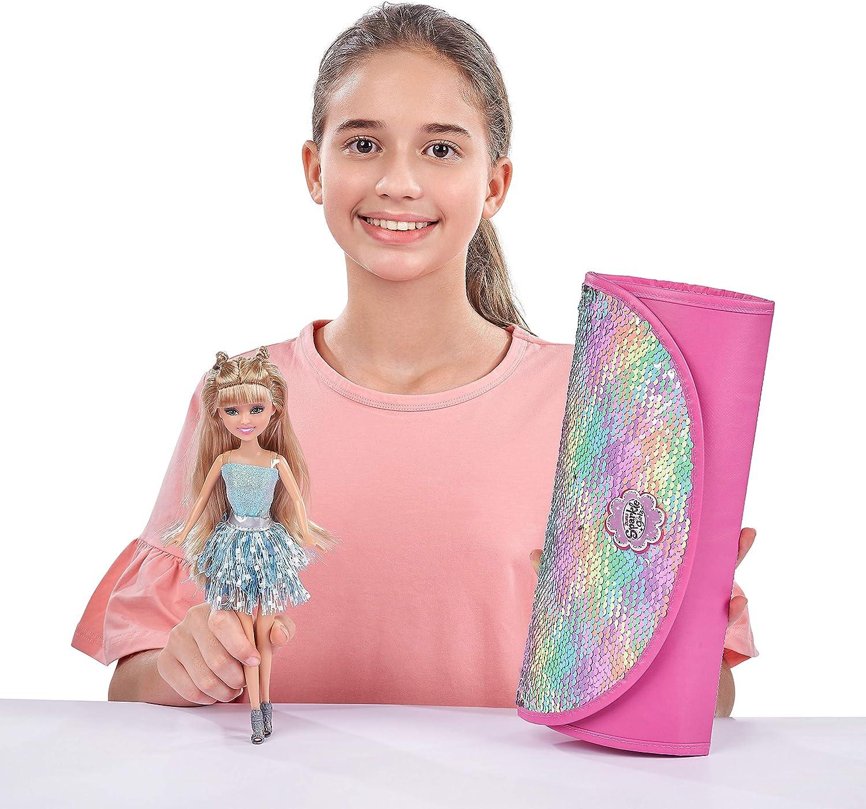 Sparkle Girlz-Dolls PLAYSET-Dolls /& LIFESTYLE-10.5 Doll with Carrying Case by ZURU