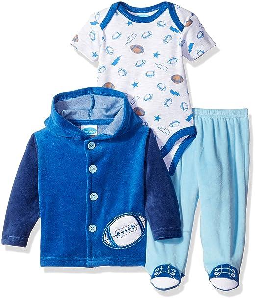 Amazon.com: Bon Bebe - Juego de chaqueta de terciopelo para ...