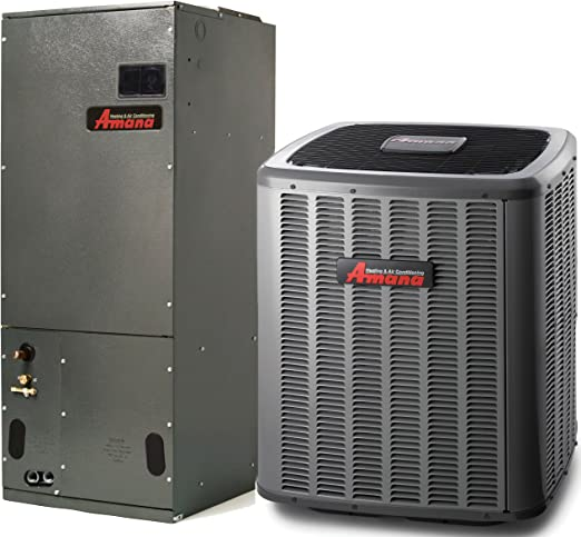Amazon Com 4 Ton 16 Seer Amana Air Conditioning System Kitchen Dining