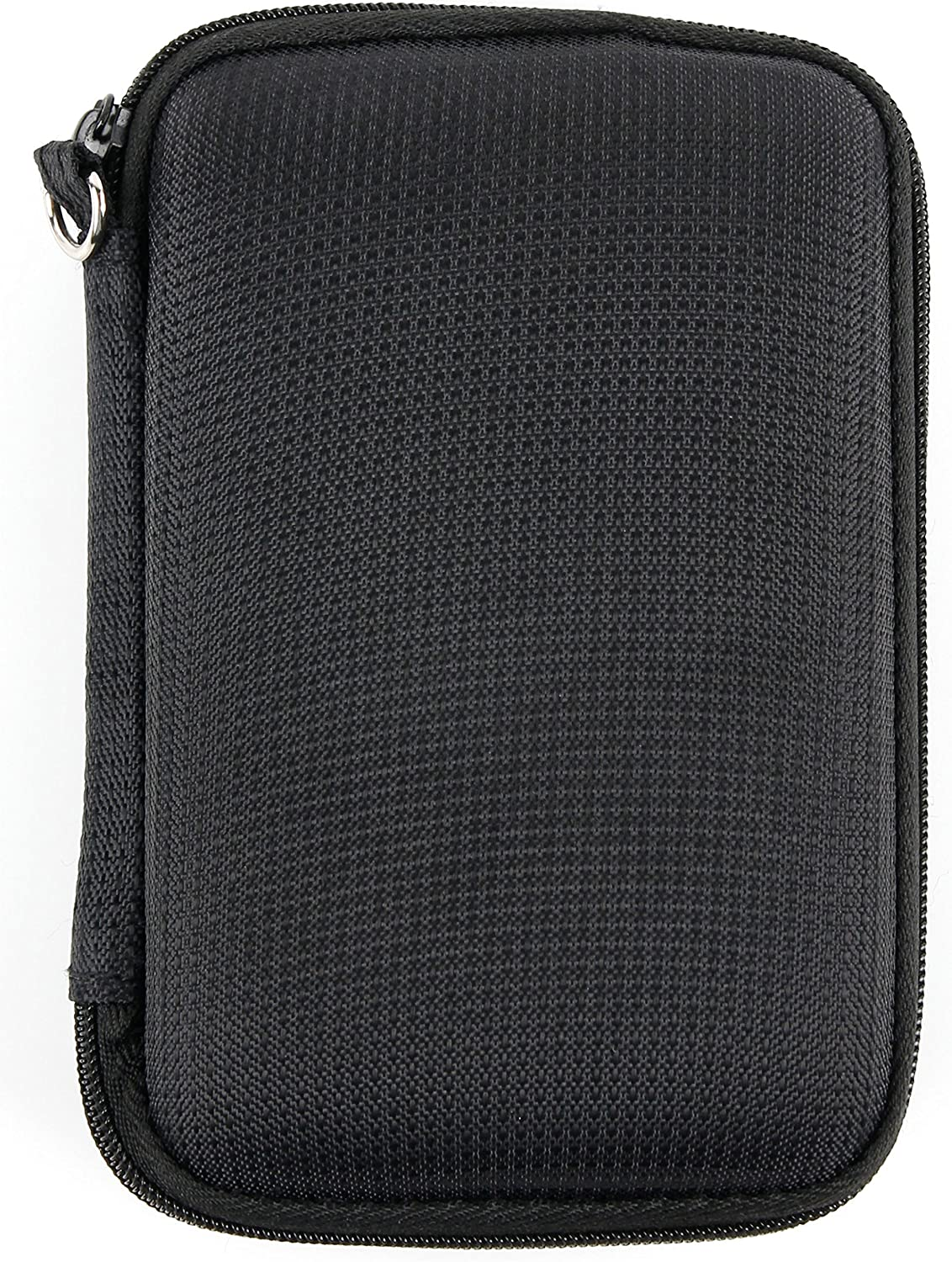 Compatible with The Diggro SW-98 DURAGADGET Black Water-Resistant Hard Shell Case with Ultra-Soft Lining