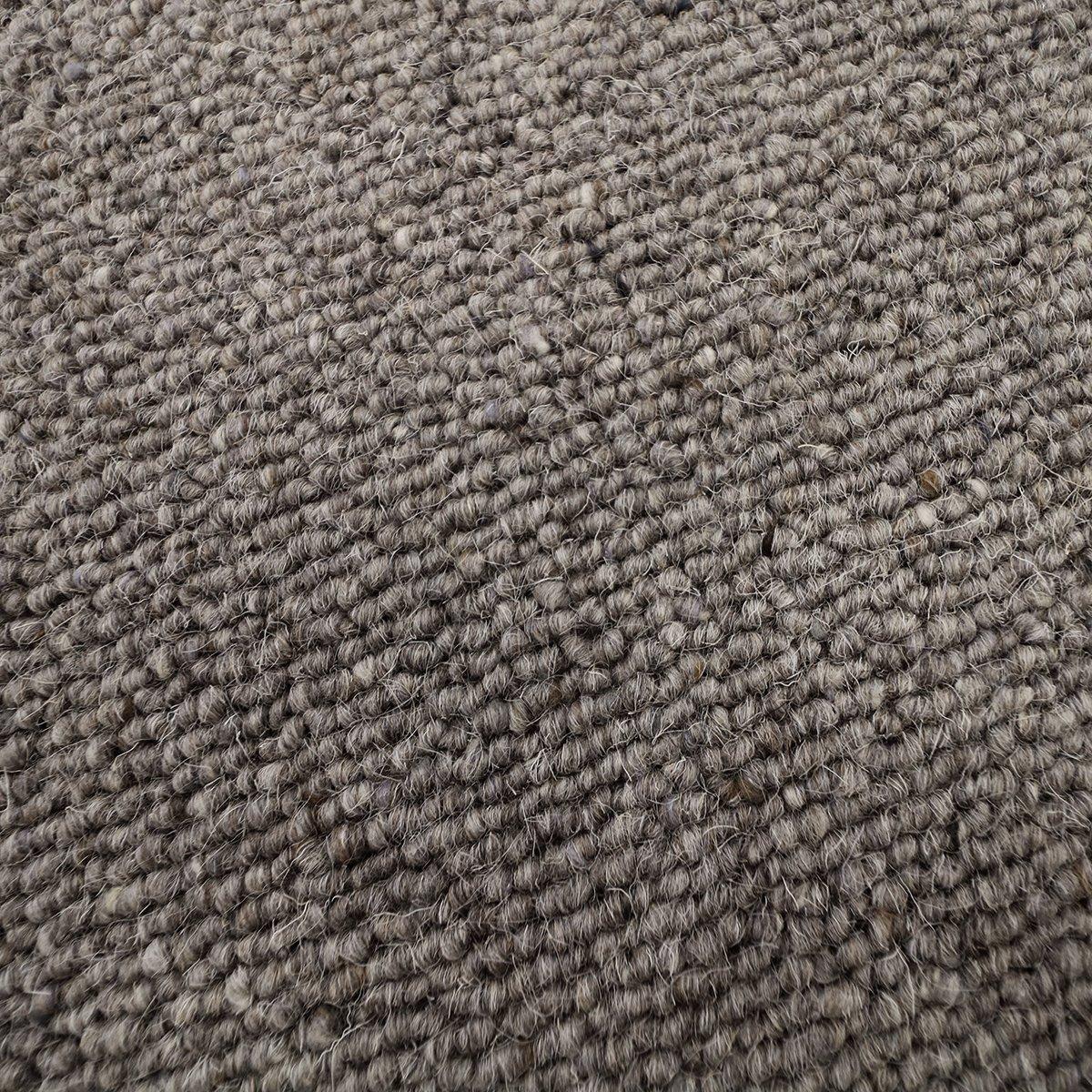 Havatex Schurwolle Teppich Shepherd - Farbe wählbar     100% strapazierfähige Naturfaser Wolle   für Wohnzimmer Schlafzimmer Esszimmer Büros, Farbe Dunkelgrau, Größe 160 x 180 cm B077Y68CZY Bodenbelge 612472
