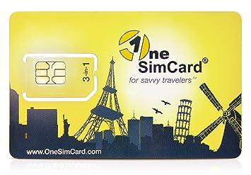 onesimcard Roaming Internacional a nivel mundial tarjeta SIM ...
