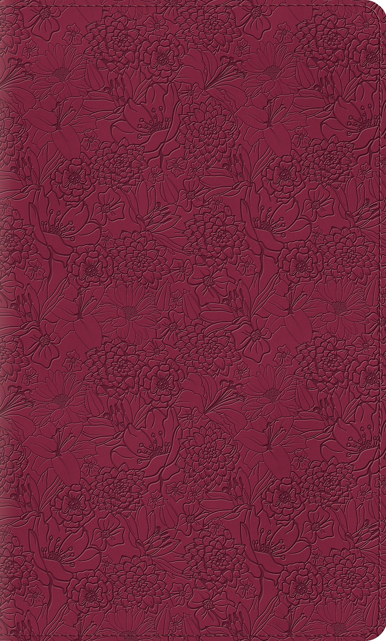Download ESV Kid's Thinline Bible (TruTone, Pink Petals) pdf epub