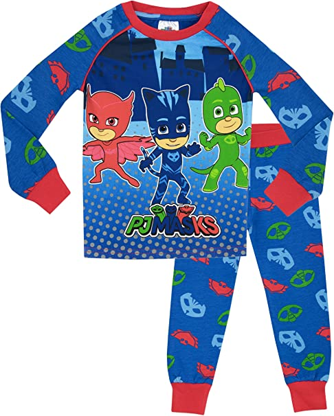 5 years pj masks nightwear boys Boys PJ Masks Pyjamas 18 months