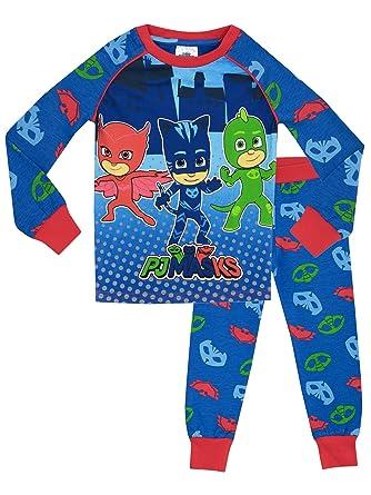 a13e95a73 Amazon.com  PJ Masks Boys Pajamas  Clothing