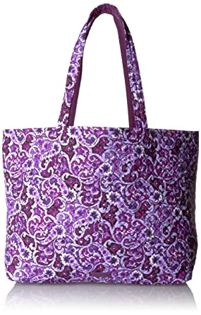 4a673c5b2d97 Amazon.com  Vera Bradley Iconic Grand Tote  Clothing