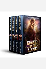 Romance in the Rockies Books 1, 2, & 3 PLUS The Lost Chapters--A Novella: Inspirational Historical Western Romances Box Set Kindle Edition
