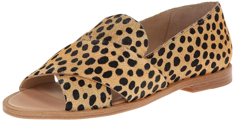 loeffler slip  : Loeffler Randall Women's Hannele Haircalf Open Loafer ...