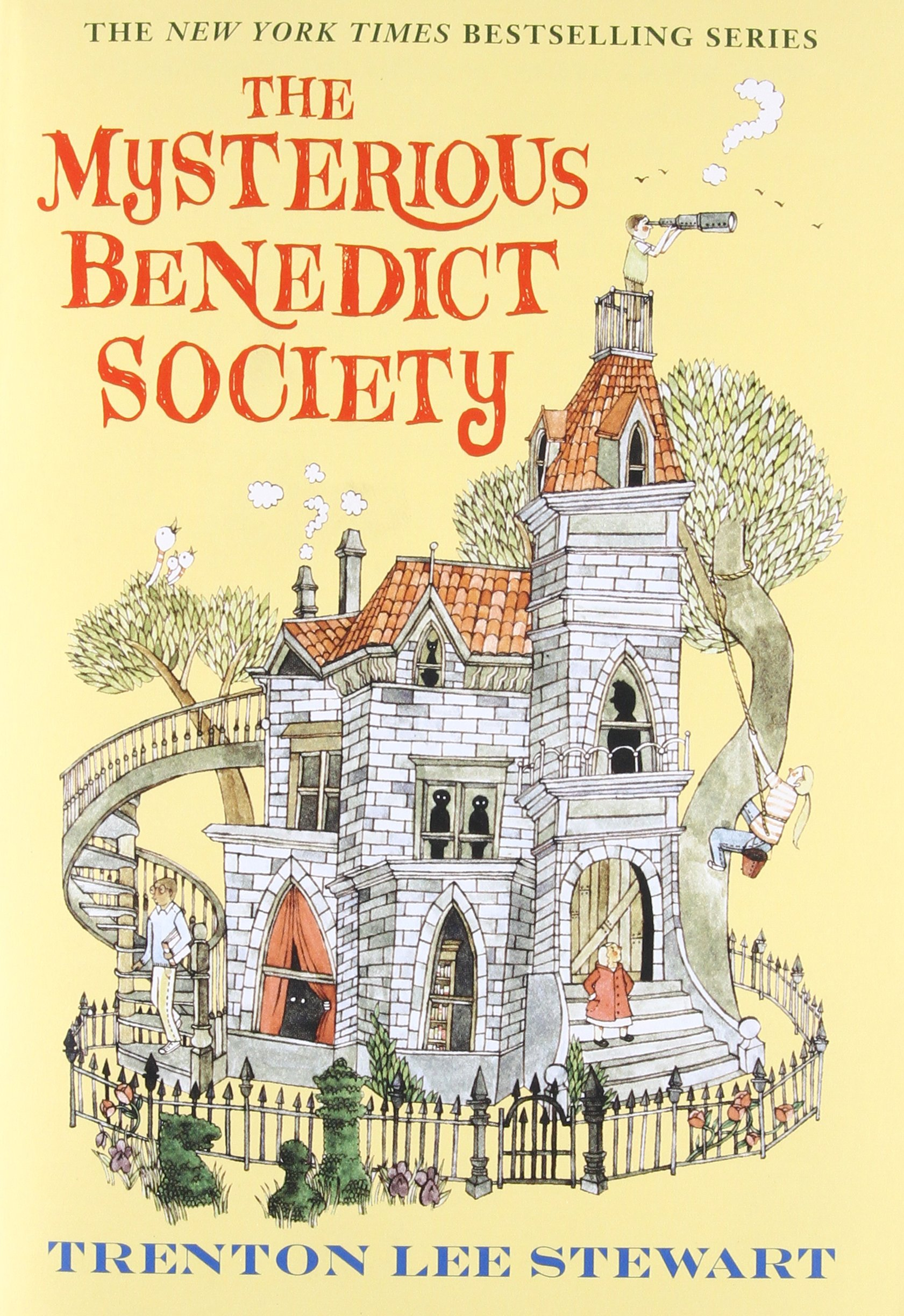 Image result for mysterious benedict society