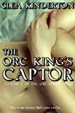 The Orc King's Captor (The Orc King's Lover Book 2)