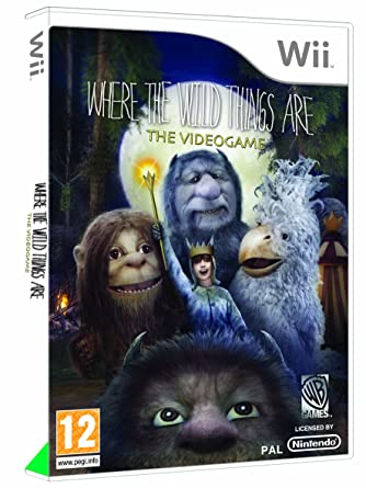 Where The Wild Things Are (Wii): Amazon co uk: PC & Video Games