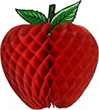 Tissue Apple Party Accessory (1 count)