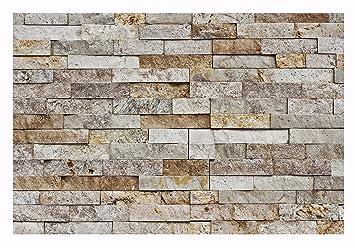 W 012 Wand Design Verblender Travertin Steinwand   1 Muster   Naturstein  Fliesen Lager