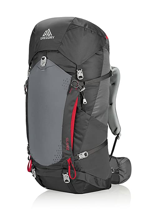 f7ec098d8a Gregory Mountain Products Zulu 55 Liter Men s Multi Day Hiking Backpack