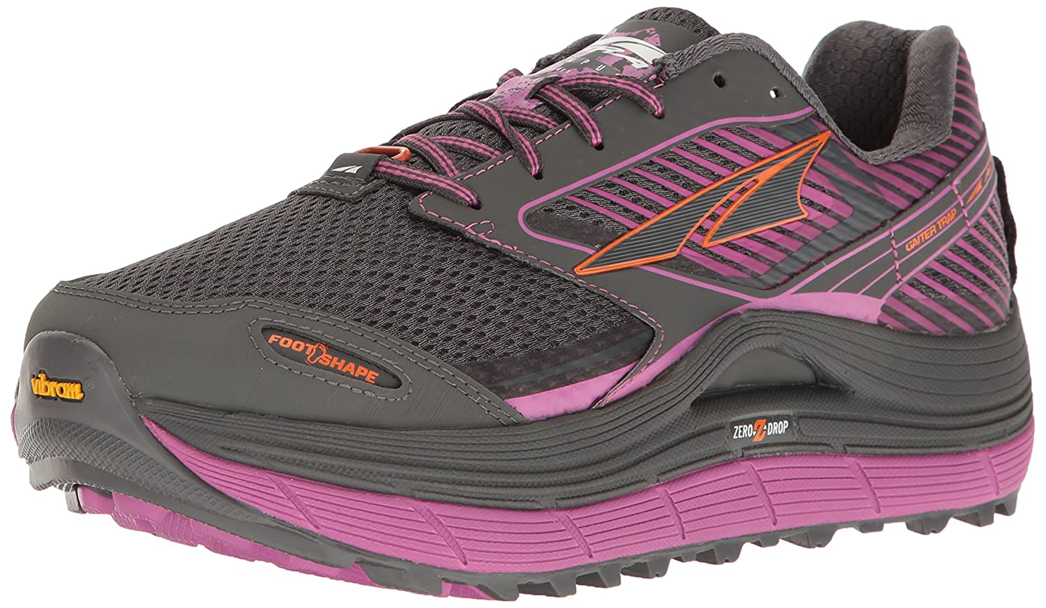 Altra Women's Olympus 2.5 Trail Running Shoe B01MRZVSOE 6 B(M) US|Purple
