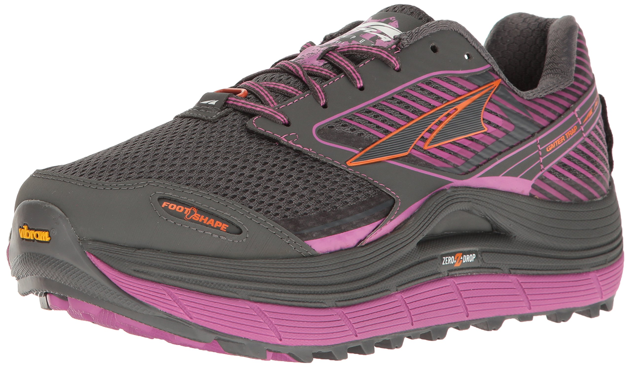 Altra Olympus 2.5 Women's Trail Running Shoe, Purple, 9.5