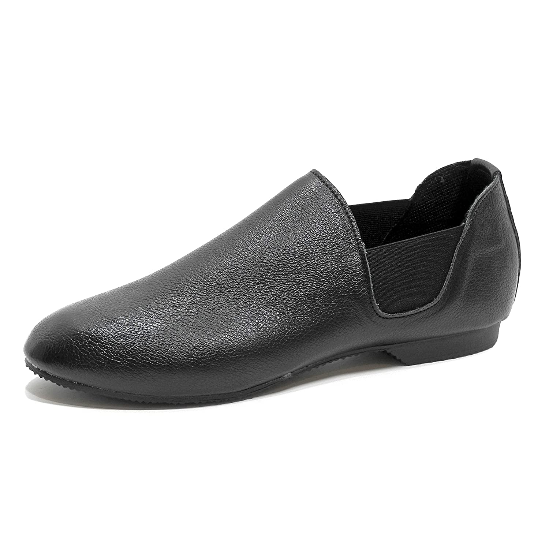 [クラウンシューズ] CROWN ローカット サイドゴアシューズ (Low Chelsea Boots) B07DZFWYGL
