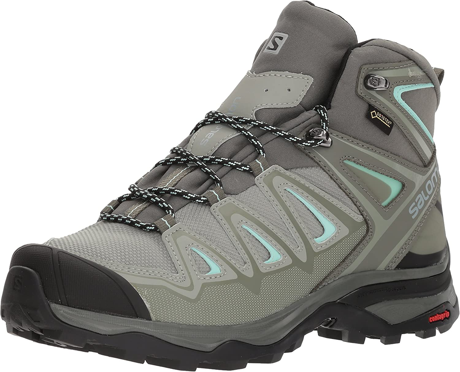 Salomon Women s Ultra 3 Wide Mid GTX W Trail Running Shoe