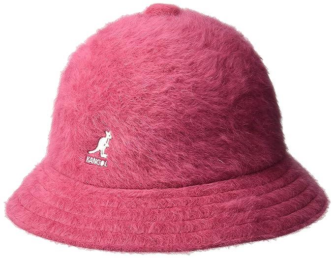 5d232fd28 Kangol Men's FURGORA Casual Bucket HAT, Garnet, L: Amazon.com.au ...