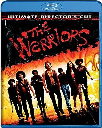 Amazoncom The Warriors Blu Ray Michael Beck James Remar