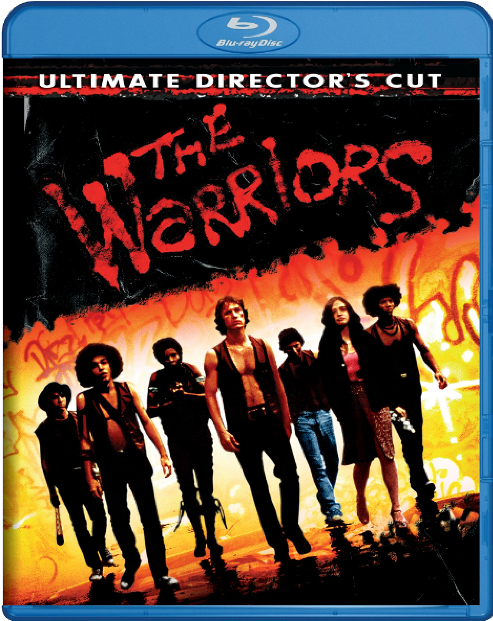 Blu-ray : The Warriors (Blu-ray)