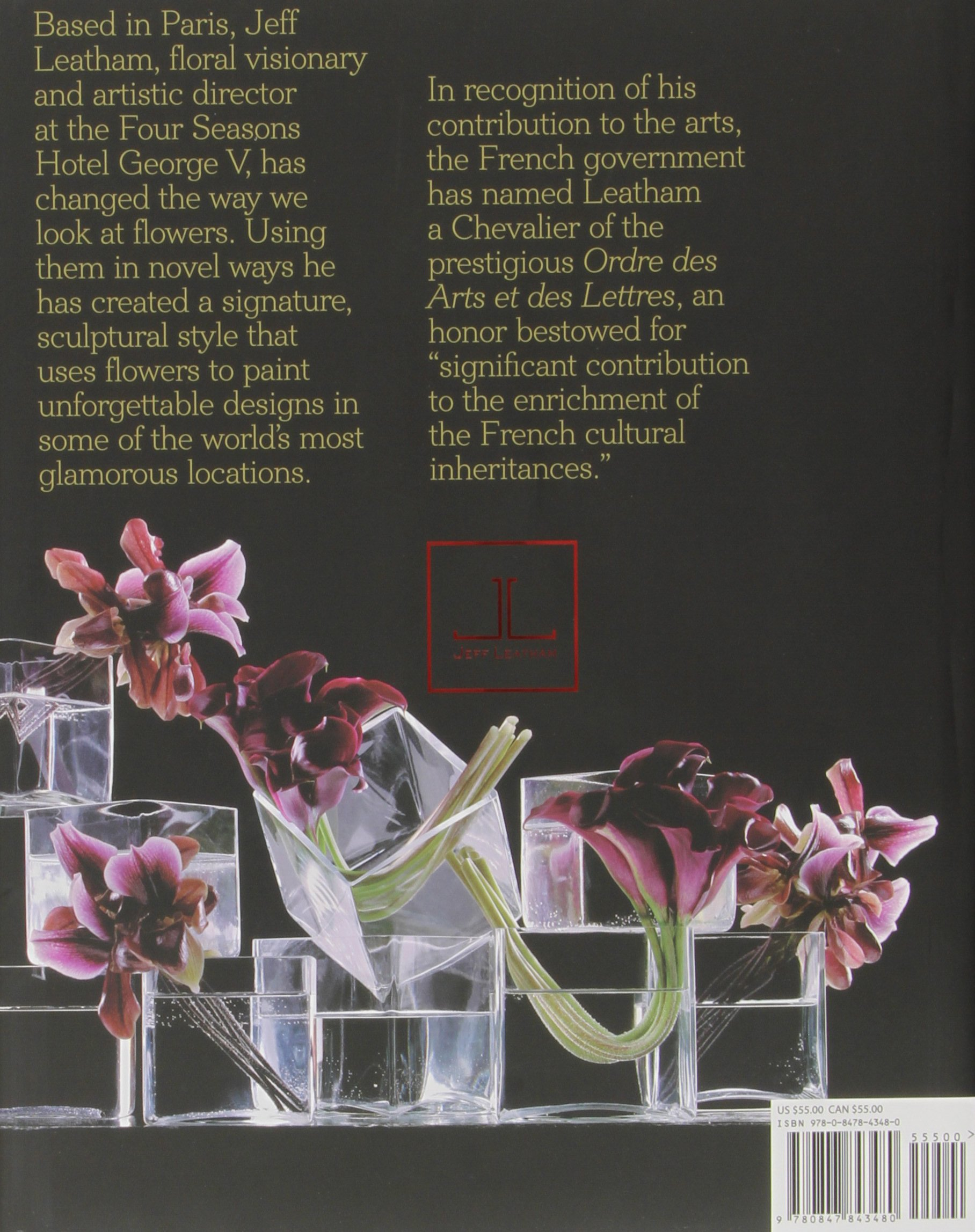 Jeff Leatham: Visionary Floral Art and Design by Rizzoli (Image #3)