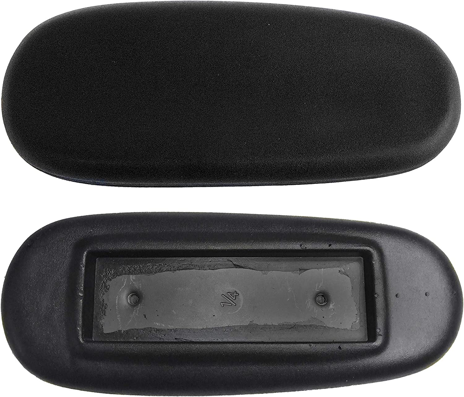 Amazon Com Replacement Office Chair Armrest Arm Pads Set Of 2 S2724 3 Furniture Decor