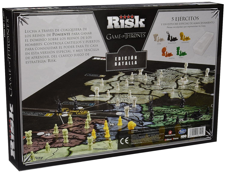 Juego De Tronos  Risk edicin Batalla Eleven Force SL 81212
