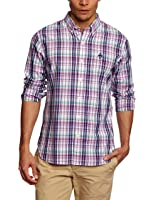Brooks Brothers Plaid Madras Men's Shirt
