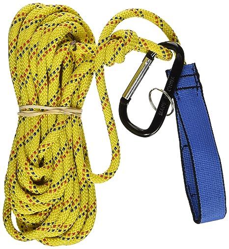Amazon.com: Katie Parachoques del Río cuerda con clip y asa ...
