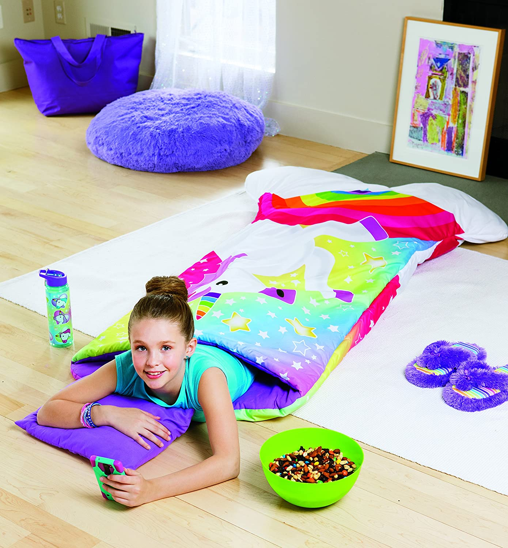 3C4G Unicorn Spectacular Sleeping Bag Set Three Cheers For Girls 29174 P-TCG29174