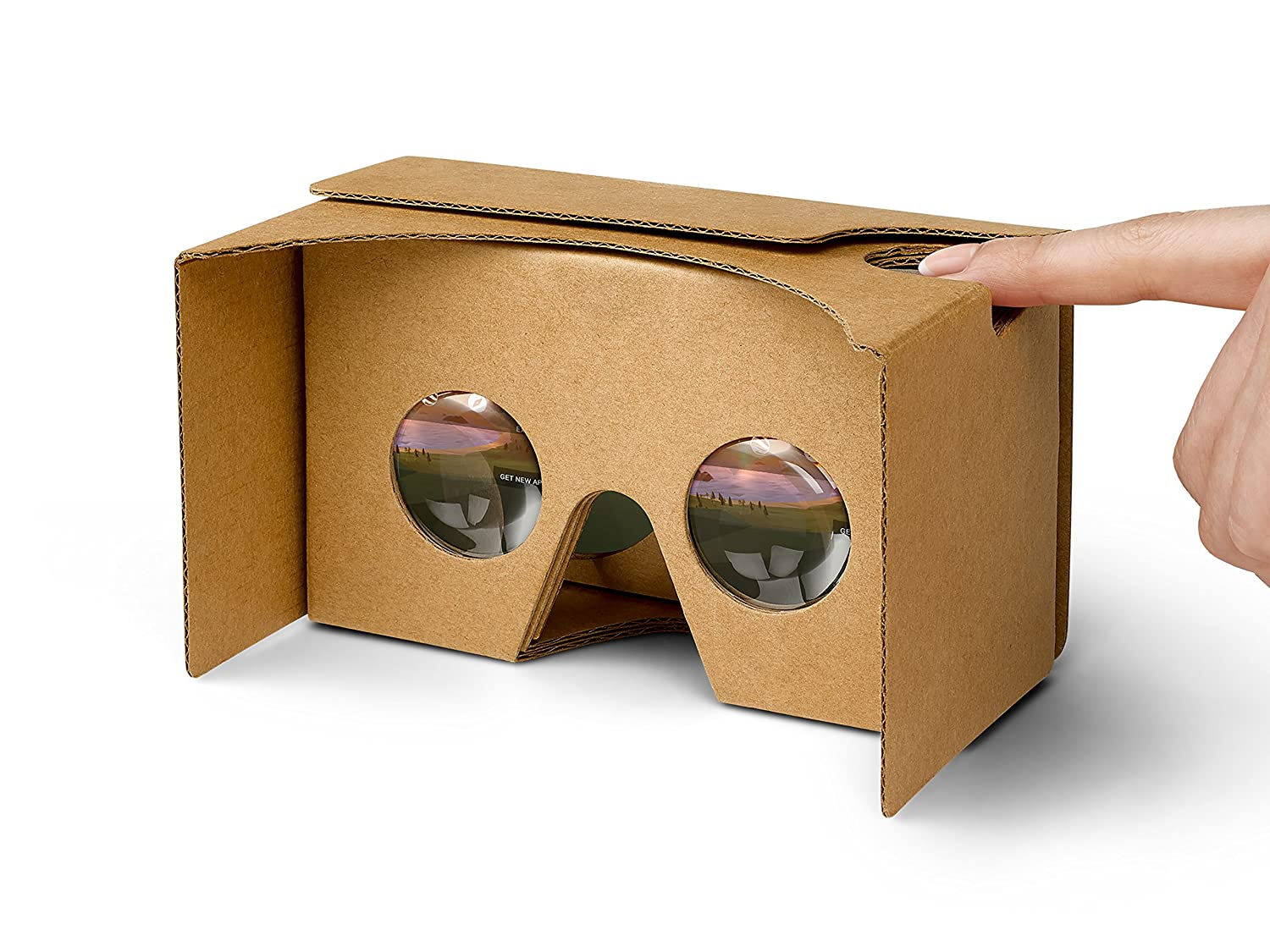 amazon com google 87002823 01 official cardboard 2 pack brown