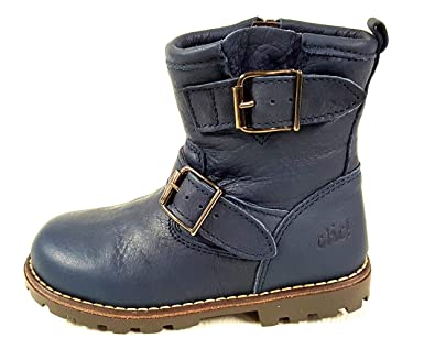 2122de Biker Blau Winterboots Clic8395 Boots Stiefeletten oerdCxB