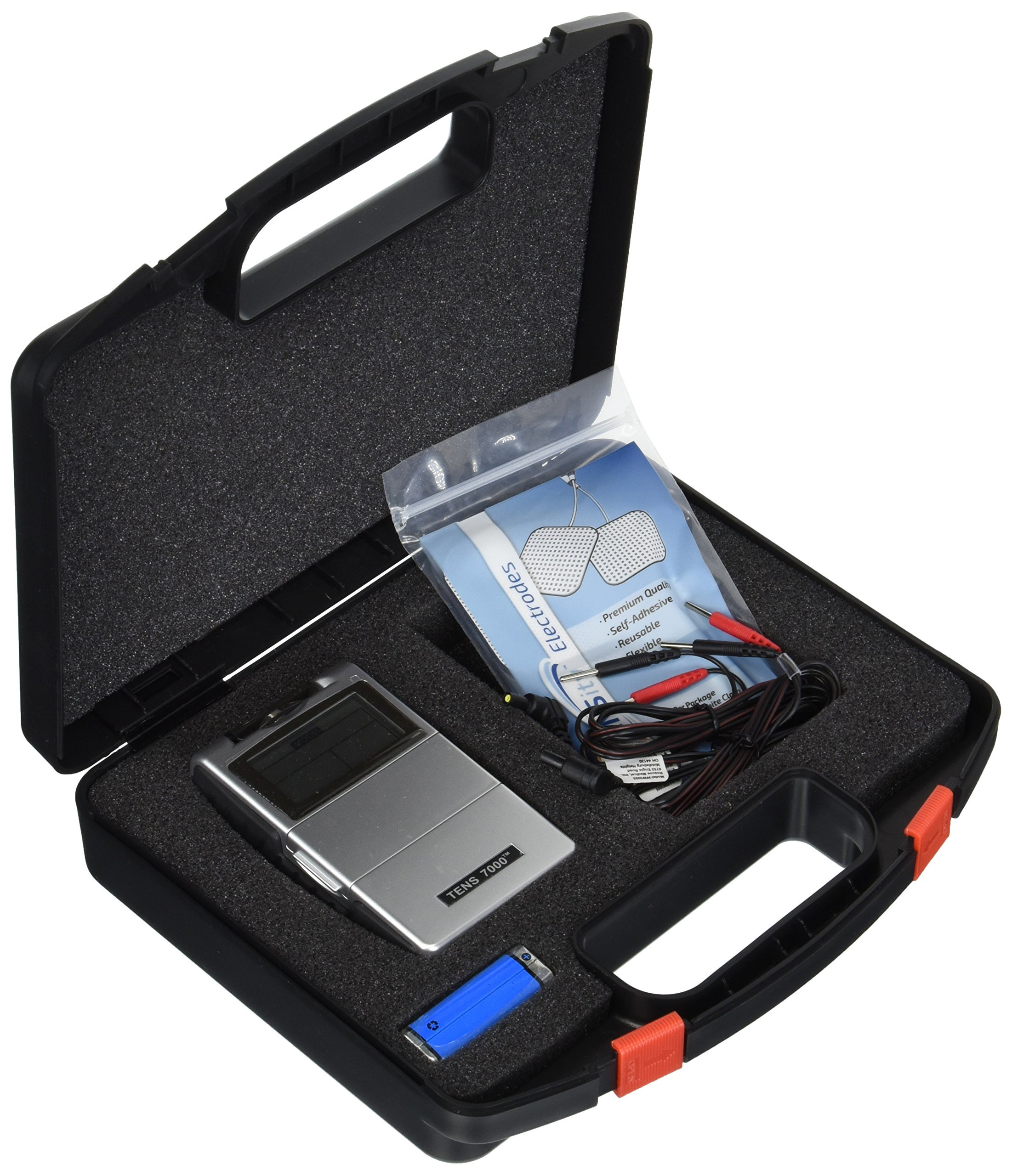 Balego TENS 2nd Edition with Accessories, Most Powerful Unit (OTC)