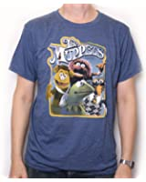 The Muppets T Shirt - Muppets Group 100% Official US Import