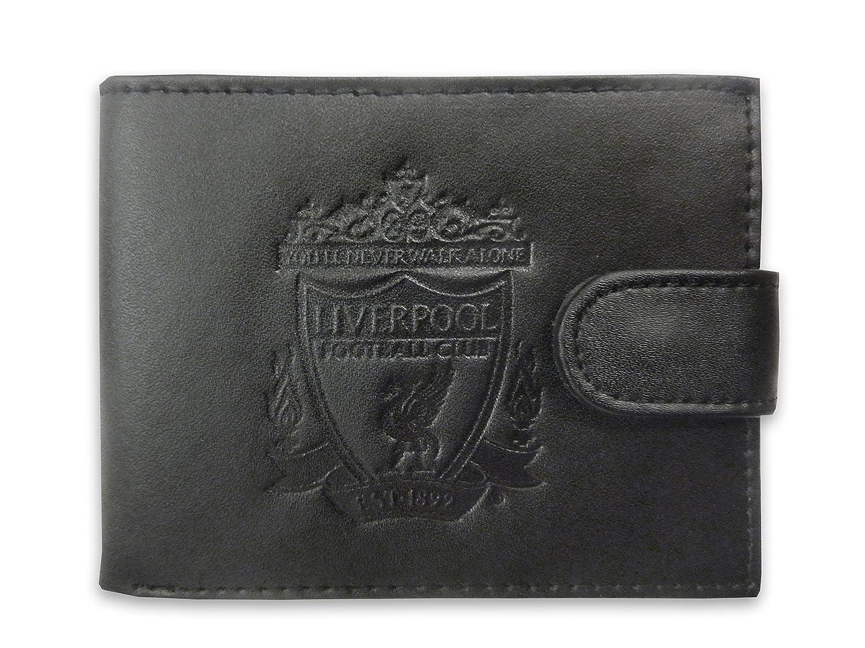 Liverpool FC - Cartera para hombre (piel), diseño de Liverpool FC ...