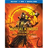 Mortal Kombat Legends: Scorpion's Revenge (Bilingual/Blu-ray/DVD/Digital)
