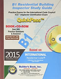 B2 commercial building inspector quickpass study guide based on 2015 b1 residential building inspector quickpass study guide based on 2015 irc fandeluxe Image collections