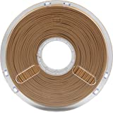 "Polymaker PLA (Polylactic Acid) PolyWood Spool, 1.75"" Diameter, 600 g, 1.75 mm, Wood"