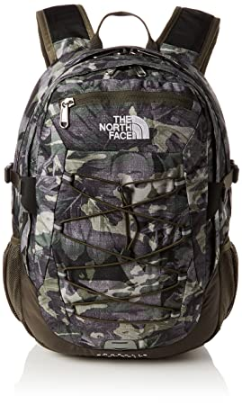 Amazon.com: The North Face Borealis Backpack (English Green Tropical Camo/New Taupe Green): Sports & Outdoors