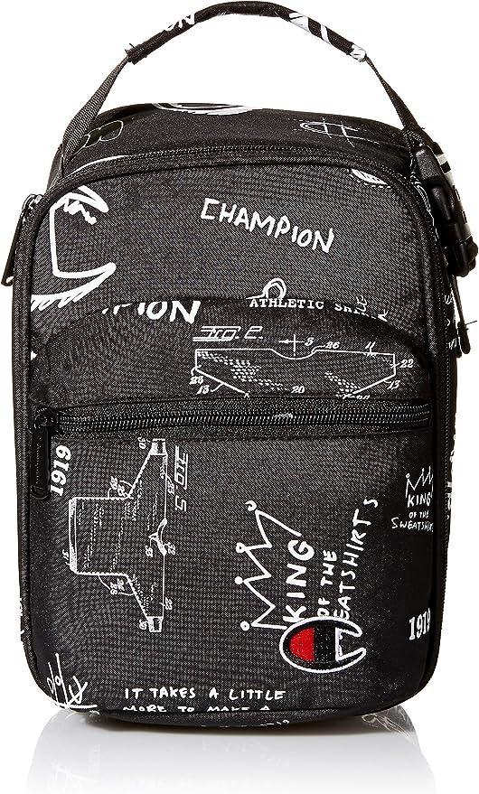 White Champion Kids Big Supercize Backpack Youth Size