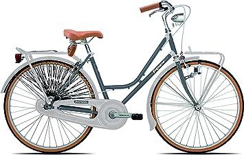 Legnano Ciclo 201, Bicicleta Vintage Mujer, Mujer, Ciclo 201, Gris ...