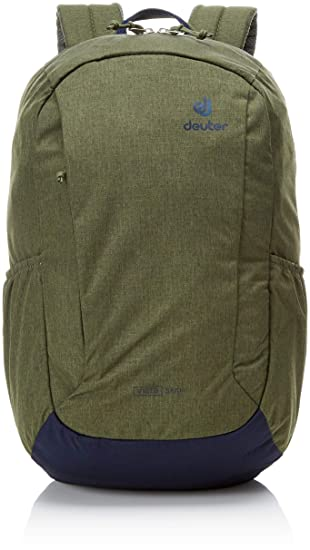 amazing price big discount best sneakers Deuter Vista Skip Rucksack, Khaki-Navy, 42 x 24 x 17 cm, 14 ...