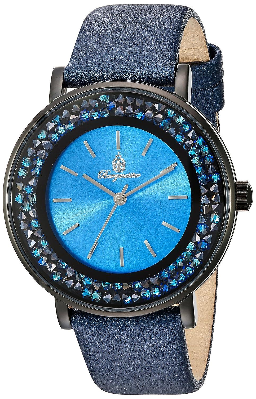 Burgmeister Damen-Armbanduhr Analog Quarz Leder BM537-633