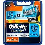 ジレット フュージョン5+1 プロシールド クール 替刃