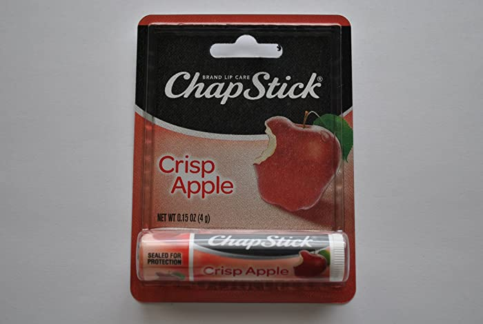 The Best Apple Chapstick