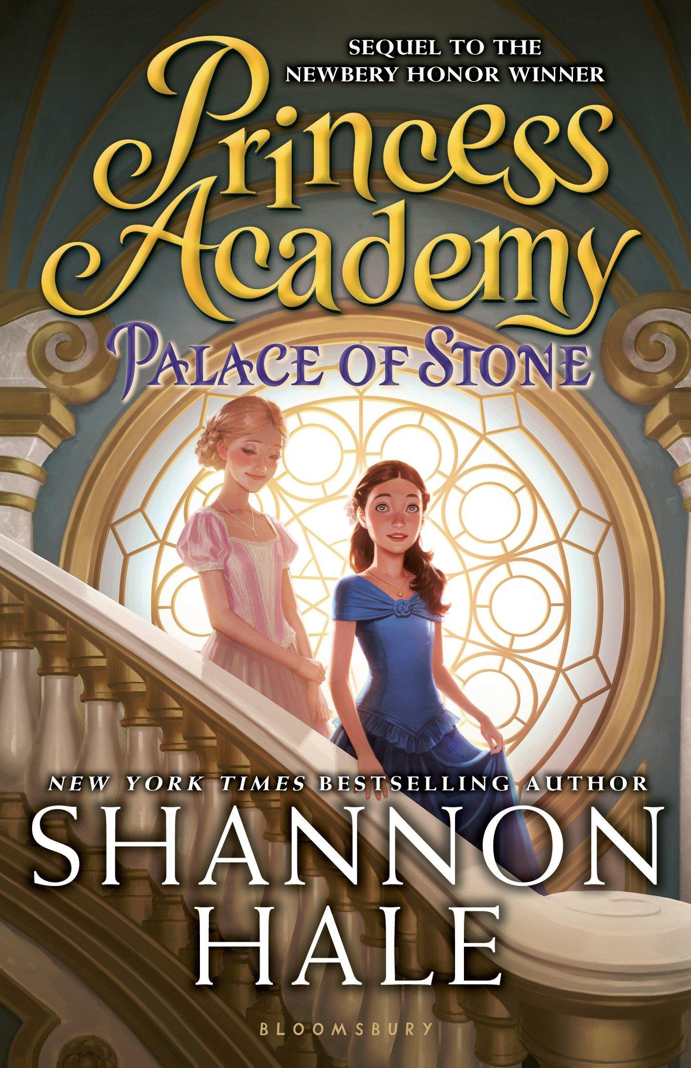 Princess Academy: Palace Of Stone: Shannon Hale: 9781599908731: Amazon:  Books