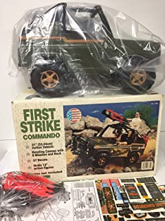 """product image for American Plastic Toys First Strike Commando, 21"""" Action Vehicle"""