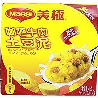 美极咖喱牛肉土豆泥45g